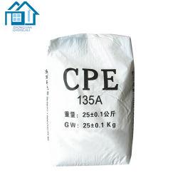 고품질 화학 보조 에이전트 CPE 135A에 의하여 염화로 처리되는 폴리에틸렌