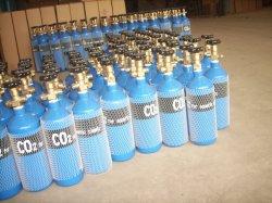 Vérin à gaz haute pression pour le dioxyde de carbone CO2