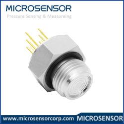 Sensore personalizzato Piezoresistive di pressione dell'OEM dell'aria dell'olio a temperatura compensata del serbatoio di acqua