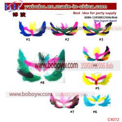 Decorazione del partito della mascherina del partito della mascherina di travestimento della mascherina della piuma di carnevale del costume di Halloween (C4071)