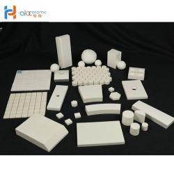 Utilisation de l'industrie minérale 92 % de l'alumine céramique résistant à l'alumine en céramique d'usure doublure