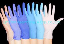 Entrega directa de fábrica de nitrilo guantes desechables Guantes de PVC