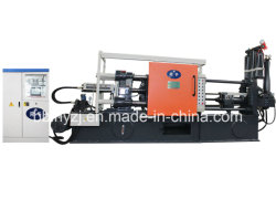 Левый- 250t известные продукты марки Longhua холодной камеры машины литье под давлением алюминия цинка латуни сплав