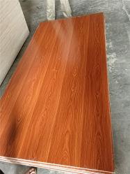 家具のためのブロックのボードのコアまたは堅材のコアの以上100カラーおよび穀物のメラミン合板