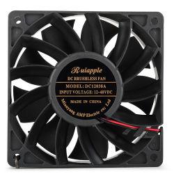 Haute pression axiale CC sans balai de gros ventilateur centrifuge ventilateur de refroidissement du système de ventilation et de gestion thermique