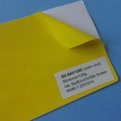 L'impression Sounda auto-adhésif film vinyle PVC pour voiture d'enrubannage en vinyle mat