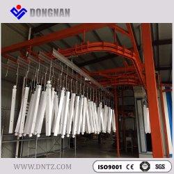Automatischer elektrostatischer Puder-Beschichtung-Farbanstrich-Produktionszweig