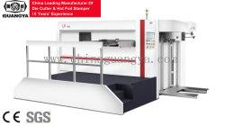 Découpe automatique et de feuille chaude Stamping Machine (LK Série) pour Die découpant le papier, boîte de dorure, etc.
