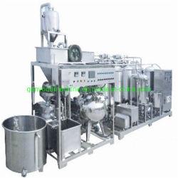 La máxima calidad de la línea de procesamiento de leche de almendras dulces