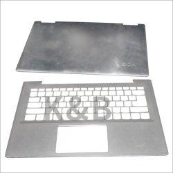 アルミニウム製品: コンピュータアクセサリ平らなキーボードカバー精密機械化