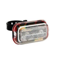 2 LED blanche du feu avant de vélo avec réflecteur intégré (HLT-024)
