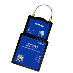 Recipiente de cadeado GPS GPS aduaneiro de trava a trava de vedação para solução de supervisão de contêiner personalizada
