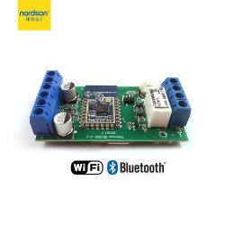 لوحة تحكم ذكية Bluetooth وWiFi نظام أمان منزلي جهاز إخراج لاسلكي لقارئ بطاقات بصمة الإصبع بلوحة مفاتيح RFID