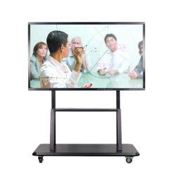4K Infrarouge 70pouces écran tactile de la télévision tableau blanc interactif