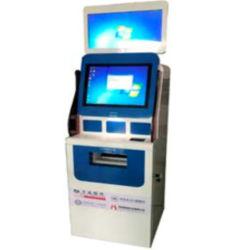 Livre de dossier médical Kiosque d'affectation à l'aide Carte de sécurité sociale