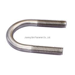 Boulons d'ancrage en acier galvanisé/U Vis avec rondelle/électricité accessoires matériels de ligne
