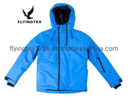 Los hombres Casual abrigos de Mujer Chaqueta con capucha impermeable anorak ropa de invierno