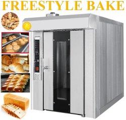 디젤/가스 회전하는 오븐 굽기/축배/케이크/햄버거/덩어리 빵 굽기 기계 (BD-32Q)