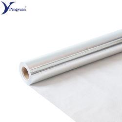 На основе металлических пленка с покрытием из ткани для упаковки и отсутствие короткого замыкания