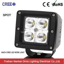 Étanche 16W 3pouce cube CREE LED lampe de travail pour le camion tracteur (GT1022-16W)
