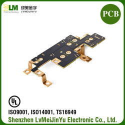 Epaisseur de carte Carte 5.0mm RoHS Carte de circuit rigide avec livraison rapide