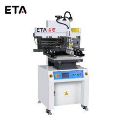 Máquina Impresora de esténcil SMT para LED luces de túnel