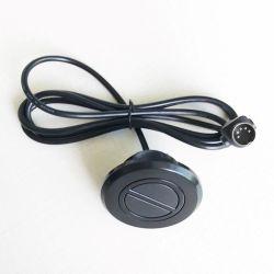 Manuelles Steuergeräten-kreisförmige grosse Taste verdrahteter Handcontroller-Steuereinzelner Motor, der elektrischen Schubstange-Controller anhebt