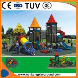 Parque infantil exterior, Parque Infantil de alta qualidade de radiação Anti-Ultraviolet Wk-A79137