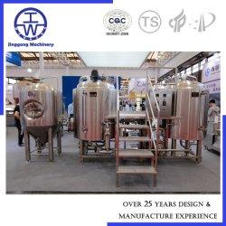 Micro- van de Apparatuur van het bier Brouwerij 300L 500L 1000L per Partij