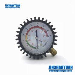 Cadran de haut niveau de mesureurs de pression des pneumatiques avec le flexible