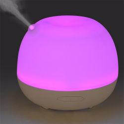 300ml difusor da lâmpada de aroma de madeira/Fragrância eléctrico