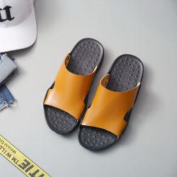 Nouvelle plage de chaussures de loisir portable mode Flip pantoufles