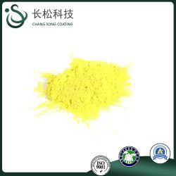 Revestimiento en polvo de color metalizado materias de resina de poliéster para recubrimiento de polvo del metal/Revestimiento en polvo Pintura