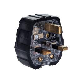 Stecker-Oberseite BS-Standard Belüftung-BS1363 BRITISCHER für Haus