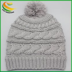 شتاء قبعة نساء/رجال [بني] يحبك قبعة أغطية دافئ باردة