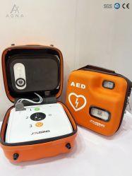 جهاز طبي مزيل الرجفان الخارجي الآلي (AED) أعلى سعر في جهاز السوق CE/ISO/FDA