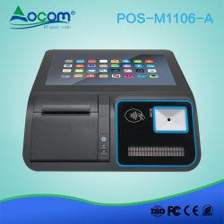 La RFID Mobile Terminal POS Tablet PC construit dans le scanner de code à barres