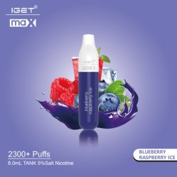 Portable Vape Iget desechables de plumas Max 2300bocanadas dispositivo pod mayorista