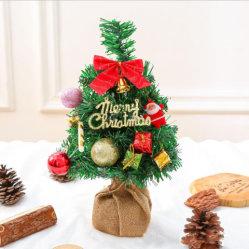 Mini Árvore de Natal de alta qualidade com iluminação de LED
