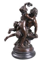 Mythe Figure Dionysus Art Collection Bronzen beeld beeldhouwkunst