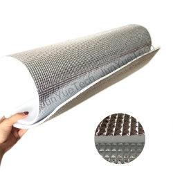 Techo de lámina de aluminio puro Non-Toxic PE reflectante EPE Protección de espuma resistente al agua de la lámina de aislamiento del techo