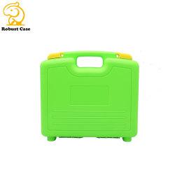 Cores personalizadas e espuma de alça plástica Estojo para equipamentos eletrônicos