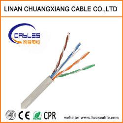 Сетевой кабель UTP кабель ЛВС Cat5e/Cat6/Cat7 медного провода кабель связи кабель передачи данных ЭБУ