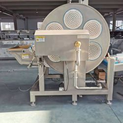 Chewy Candy Cooling Drum /Candy Cooling Roller /Automatic Linea di produzione caramelle Toffee