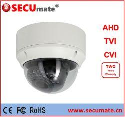 5MP Tvi Ahd Cvi 4 в 1 внешних Ik10 потолочной наблюдения систем видеонаблюдения и аналоговые камеры