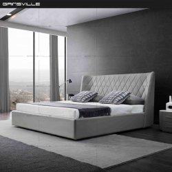 Base molle di lusso per la camera da letto con Gc1825 ricoperto cuoio