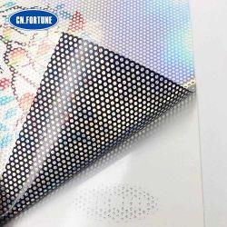 Vision Holongram coloré d'une façon tissu pour la publicité