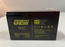 Gem ГМ батареи серии AGM кислоты OEM на заказ низкая цена герметичный свинцово-кислотные батареи ИБП 12V 7ah