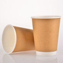 Оэс двойные стенки кофейные чашки 8 унции 12oz 16oz использовать один и тот же крышки багажника