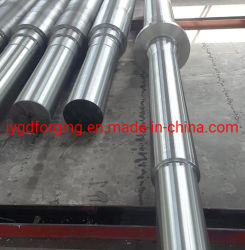 造られたAISI4140 SAE8620 40crnimo Steel Step Gear Shaft